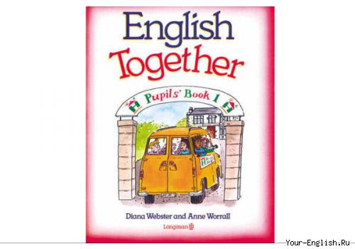 Учебник English Together 3